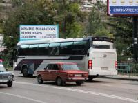 Севастополь. Kia Granbird м345ек