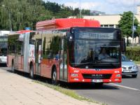 Вильнюс. MAN A23 Lion's City G NG313 CNG LMD 697
