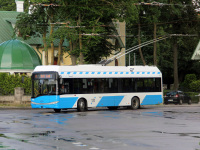 Таллин. Solaris Trollino 12 AC №346