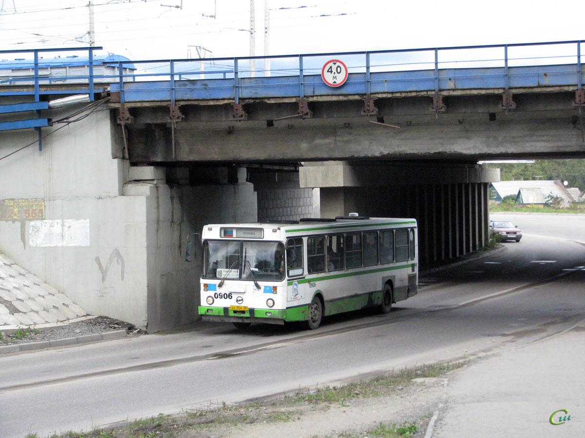Череповец. ЛиАЗ-5256.25 ав354