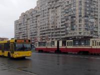 Санкт-Петербург. ЛВС-86К №5112, МАЗ-103.468 в171ну
