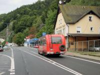 Бад-Шандау. (автобус - модель неизвестна) PIR-FN 222