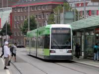 Бремен. Bombardier GT8N-1 №3116