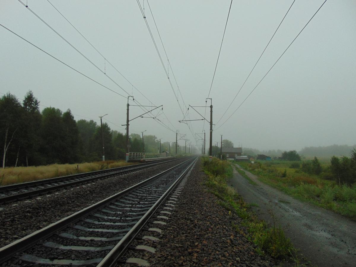 Чебаркуль. Закрытая в середине прошлого века станция Шахматово