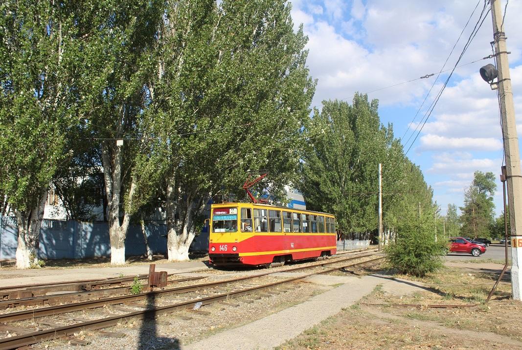Волжский. 71-605А (КТМ-5А) №146