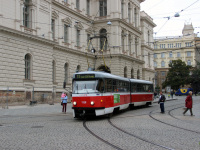 Брно. Tatra K2 №1128