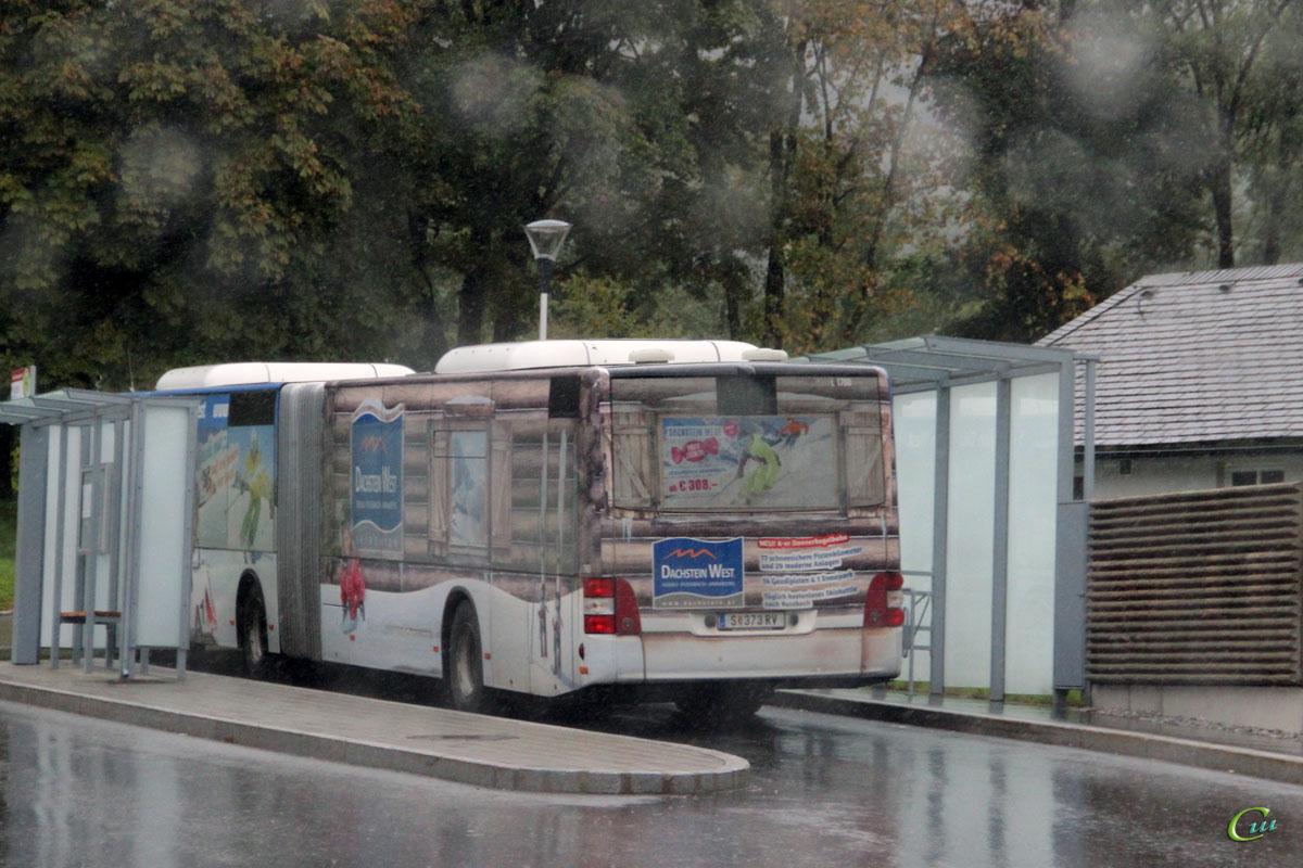 Зальцбург. MAN A23 Lion's City NG363 S 373 RV