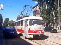 Запорожье. Tatra T3SU №376