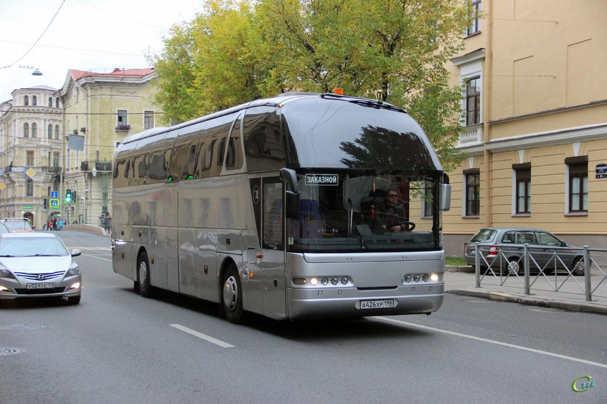 Санкт-Петербург. Neoplan N516SHDH Starliner а426хр