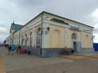 Россошь. Вокзал станции Россошь