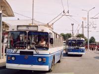 Белгород. ЗиУ-682Г-012 (ЗиУ-682Г0А) №387, ЗиУ-682Г-012 (ЗиУ-682Г0А) №385