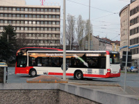 Нюрнберг. MAN A37 Lion's City Hybrid NL253 N-TX 259