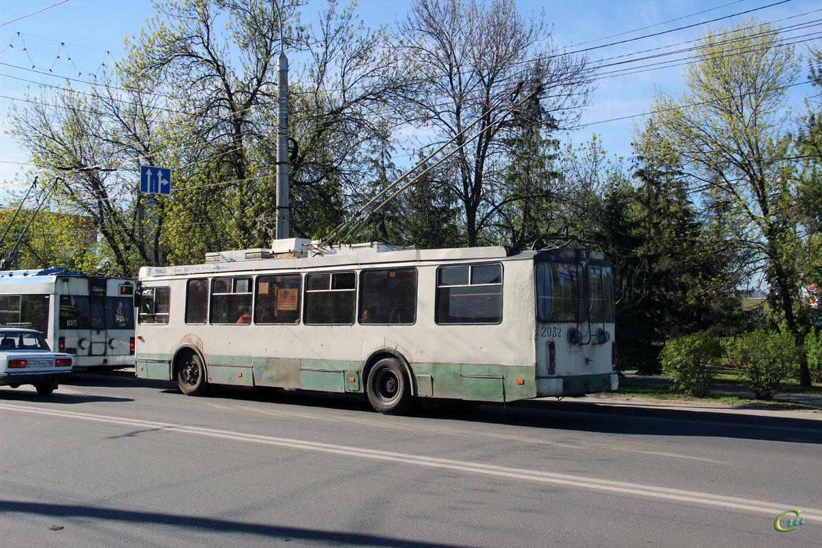 Пенза. ЗиУ-682Г-016.02 (ЗиУ-682Г0М) №2032