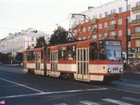 Калининград. Tatra KT4D №604