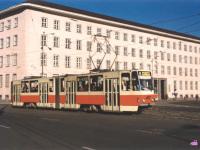Калининград. Tatra KT4D №612