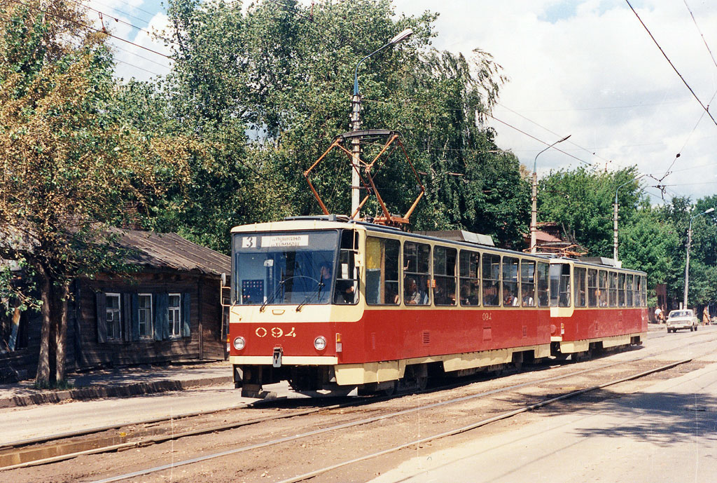 Орёл. Tatra T6B5 (Tatra T3M) №093, Tatra T6B5 (Tatra T3M) №094