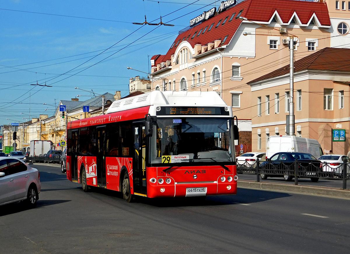 Калуга. ЛиАЗ-5292.67 о615тх