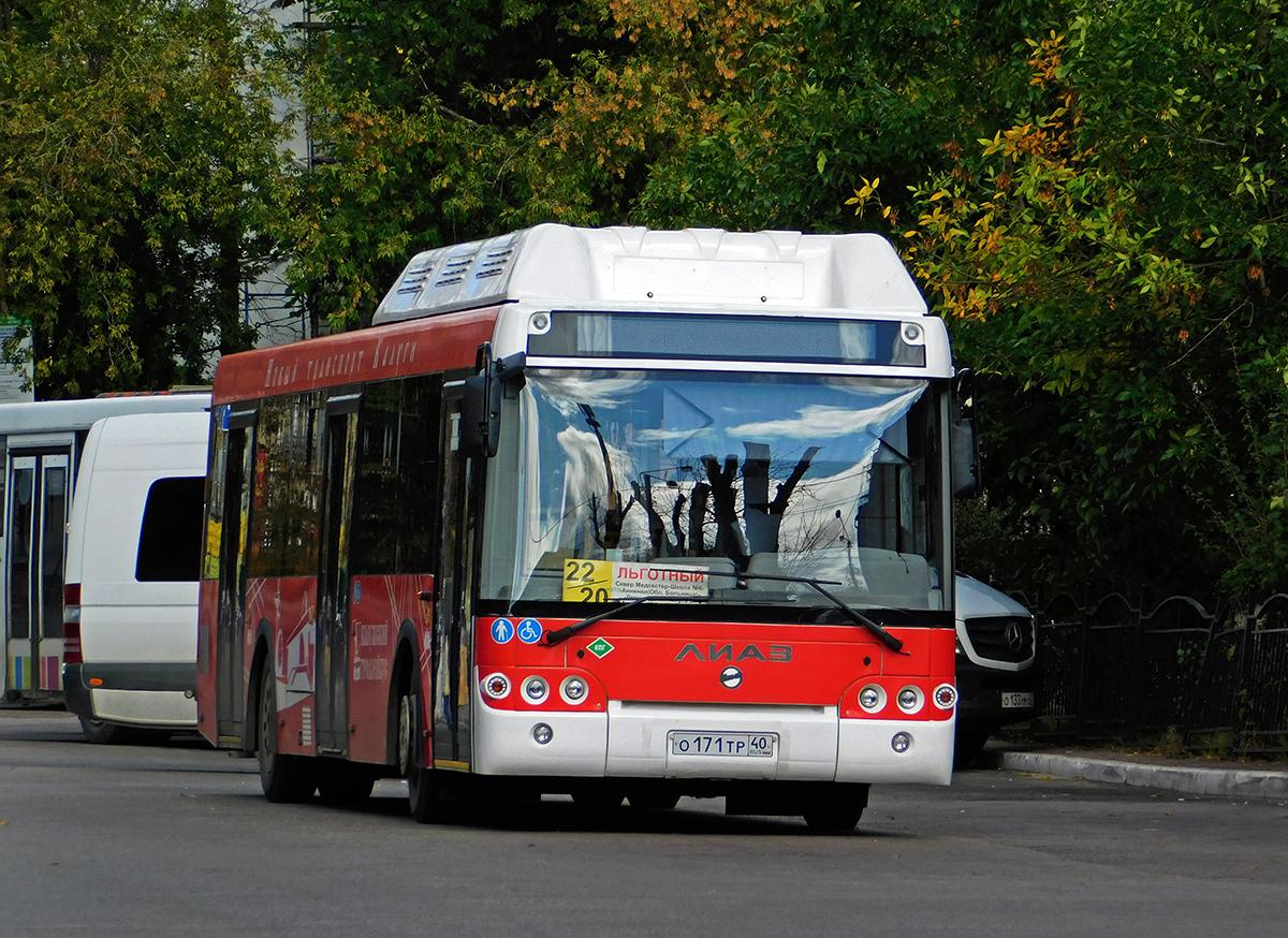 Калуга. ЛиАЗ-5292.67 о171тр