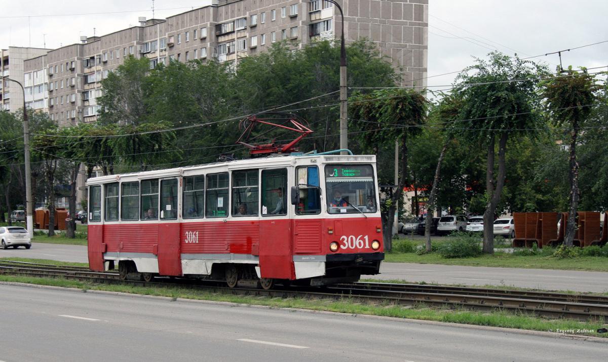 Магнитогорск. 71-605А (КТМ-5А) №3061