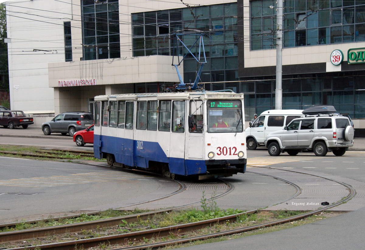 Магнитогорск. 71-605 (КТМ-5) №3012