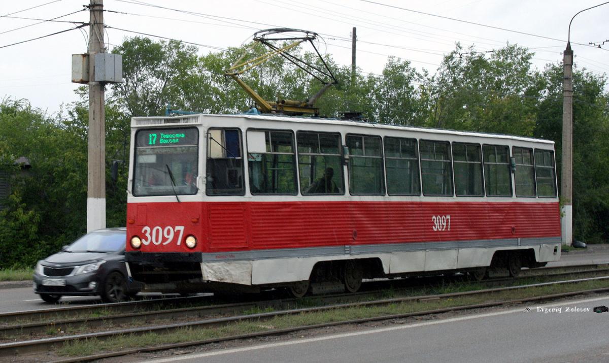Магнитогорск. 71-605 (КТМ-5) №3097