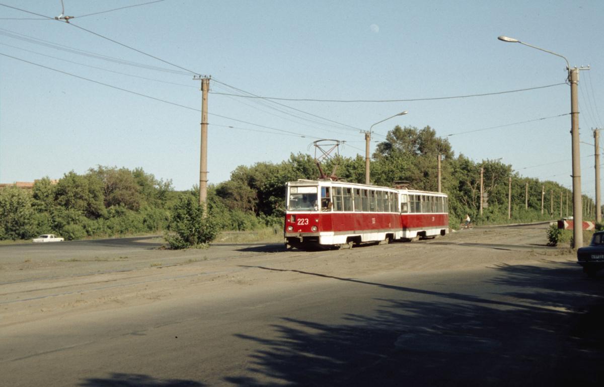 Орск. 71-605 (КТМ-5) №223, 71-605 (КТМ-5) №224