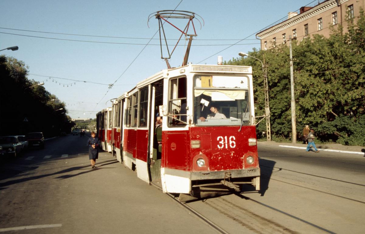 Орск. 71-605 (КТМ-5) №316, 71-605 (КТМ-5) №317