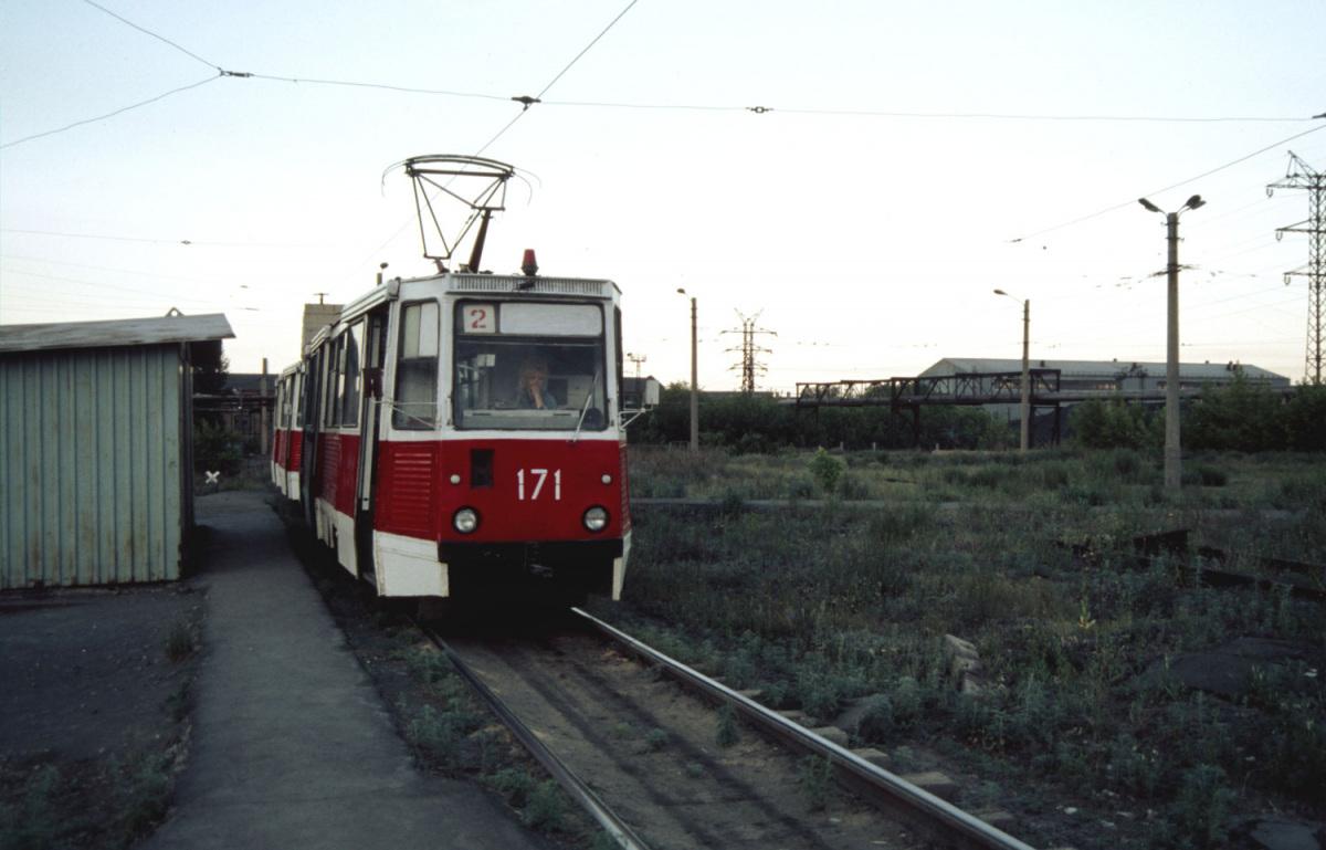 Орск. 71-605 (КТМ-5) №171