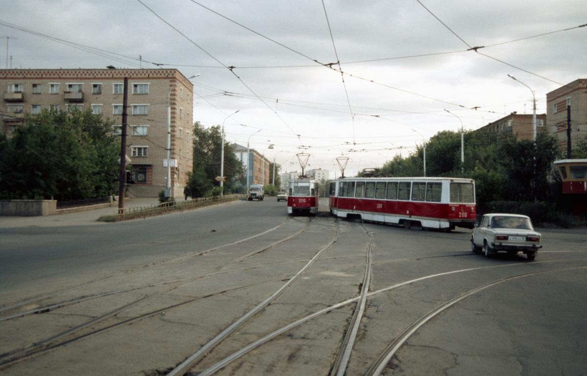 Орск. 71-605 (КТМ-5) №220, 71-605 (КТМ-5) №266