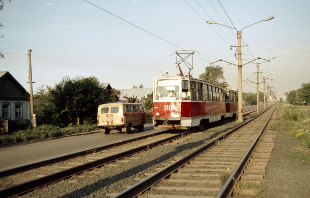 Орск. 71-605 (КТМ-5) №310, 71-605 (КТМ-5) №311