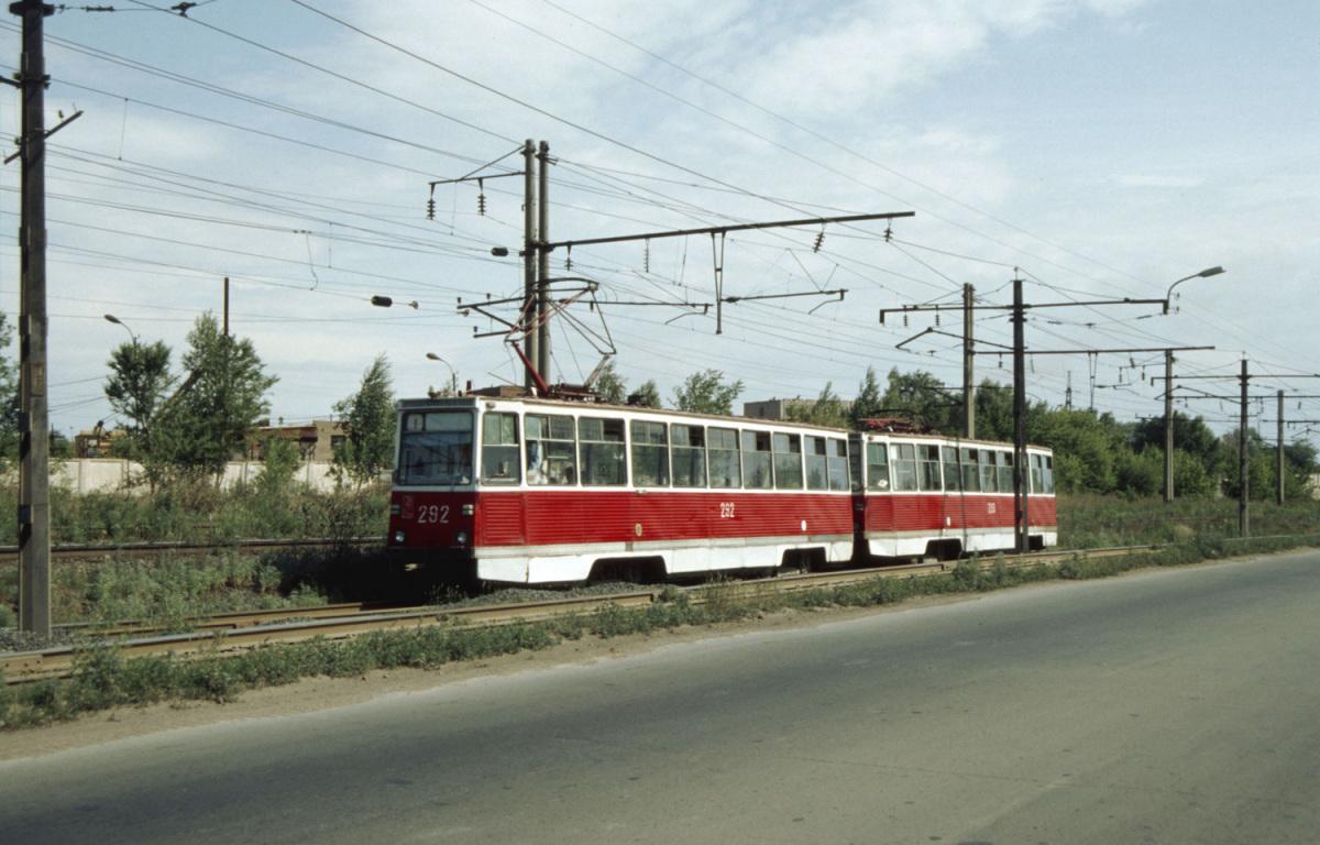 Орск. 71-605 (КТМ-5) №292, 71-605 (КТМ-5) №293