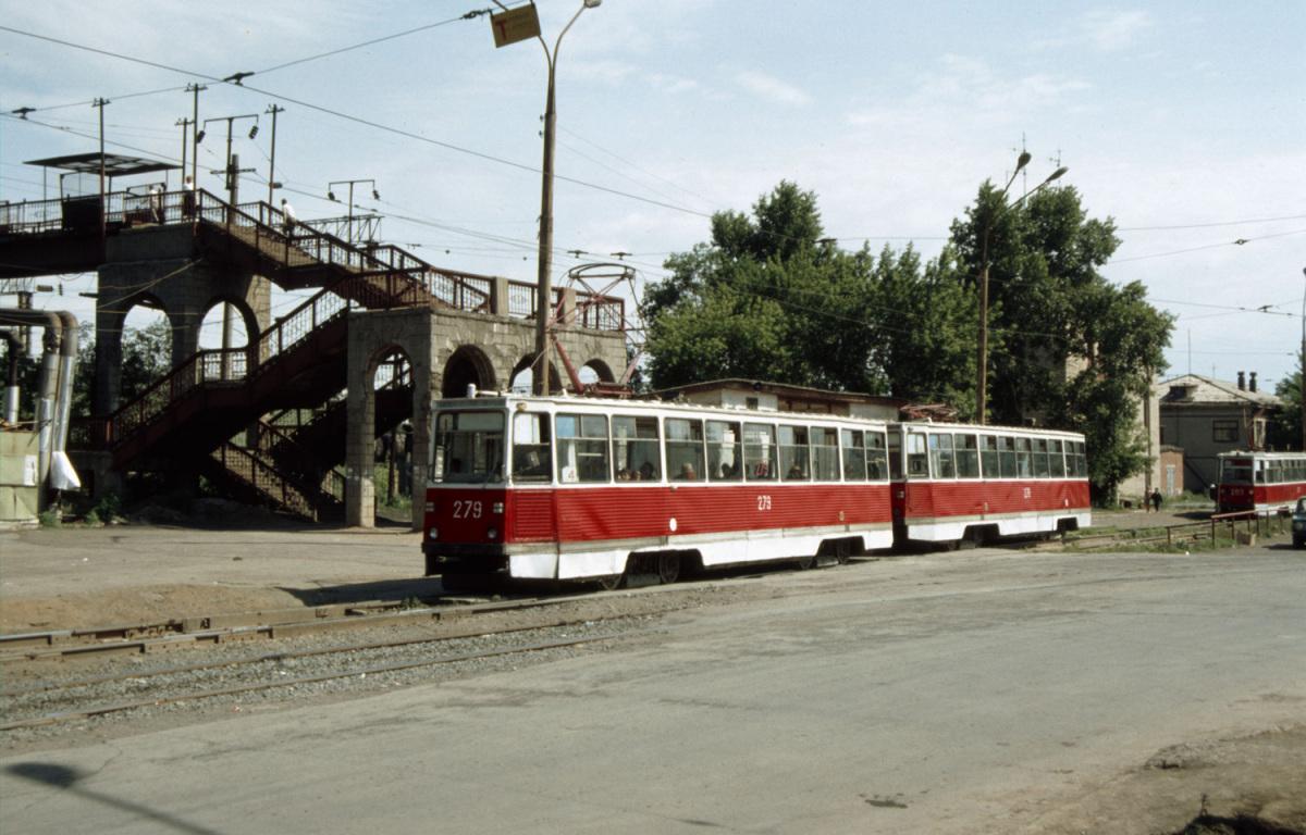 Орск. 71-605 (КТМ-5) №278, 71-605 (КТМ-5) №279