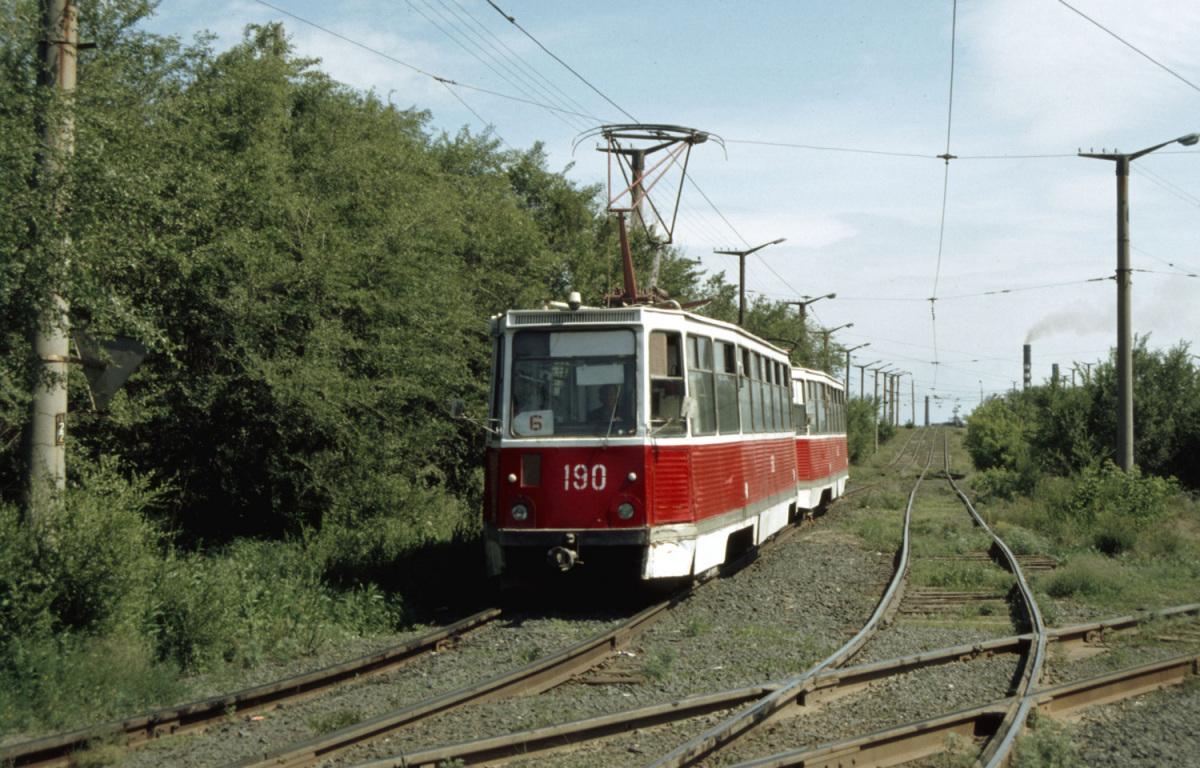 Орск. 71-605 (КТМ-5) №190, 71-605 (КТМ-5) №160