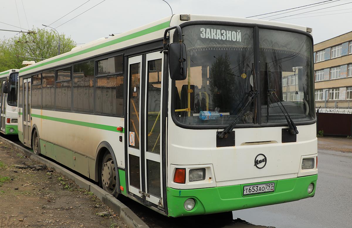 Подольск (Россия). ЛиАЗ-5256.53-01 т653ао