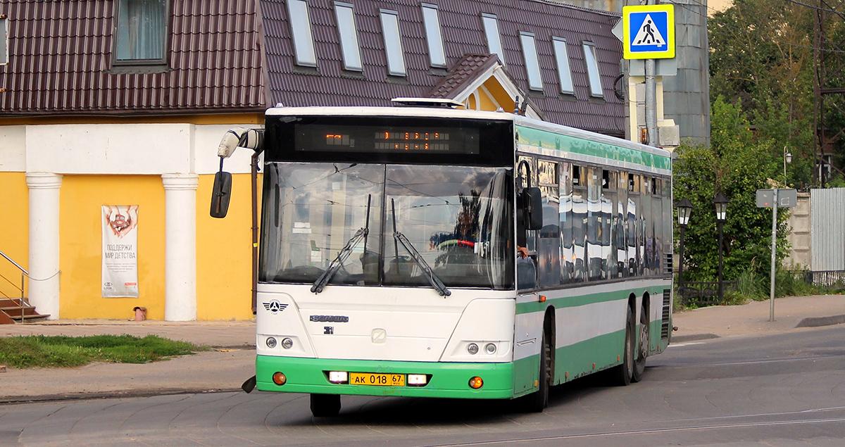 Смоленск. ГолАЗ-6228 ак018