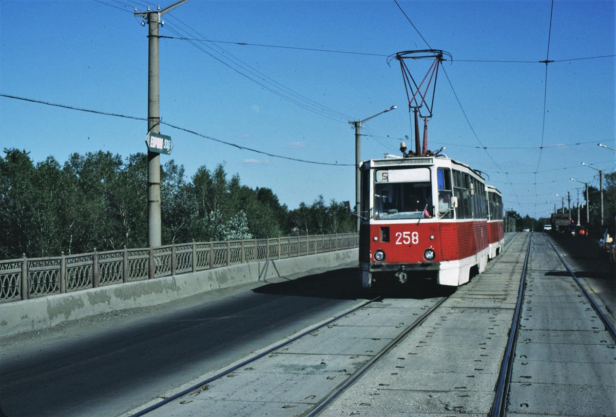 Орск. 71-605 (КТМ-5) №258