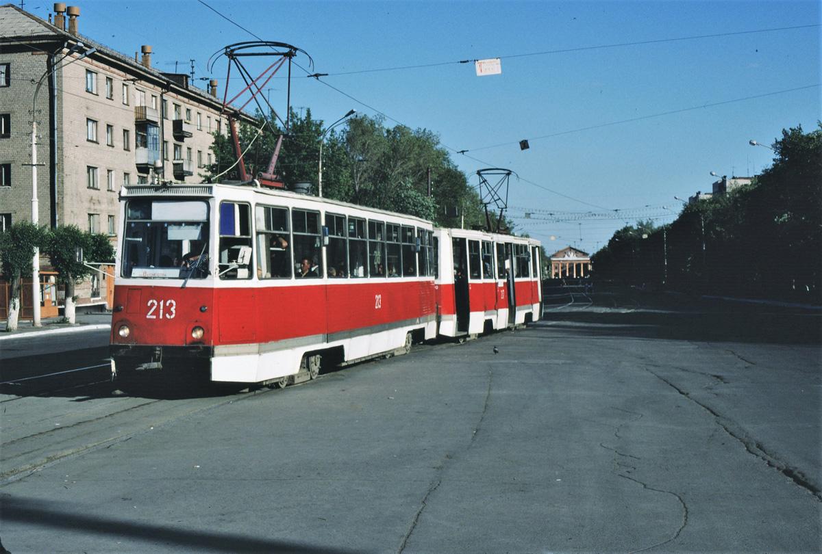 Орск. 71-605 (КТМ-5) №213, 71-605 (КТМ-5) №217