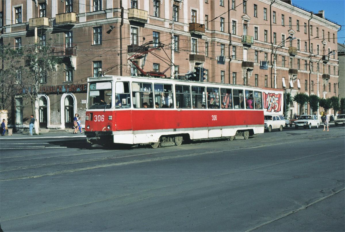 Орск. 71-605 (КТМ-5) №306