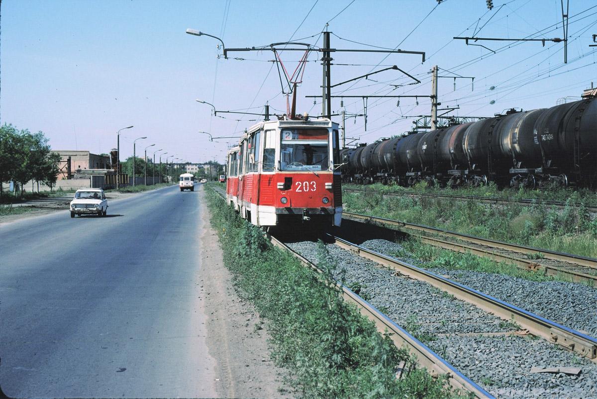 Орск. 71-605 (КТМ-5) №203
