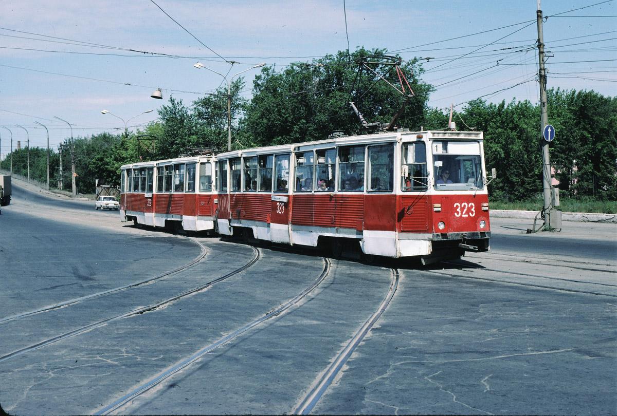 Орск. 71-605 (КТМ-5) №322, 71-605 (КТМ-5) №323