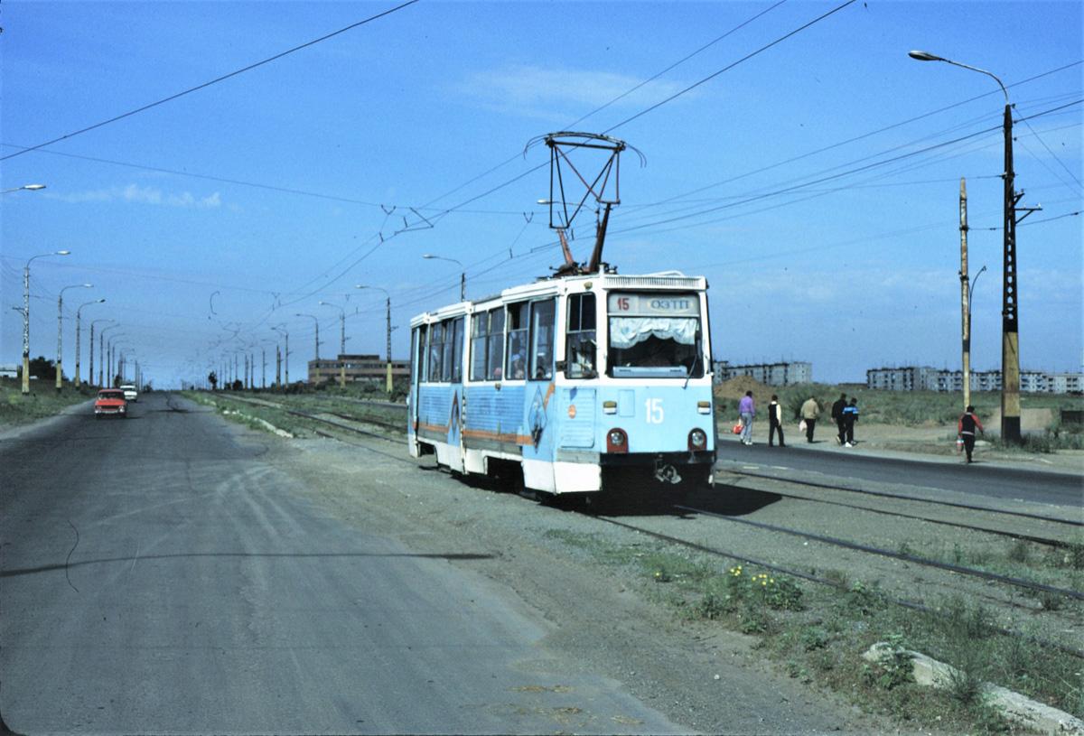 Орск. 71-605 (КТМ-5) №15