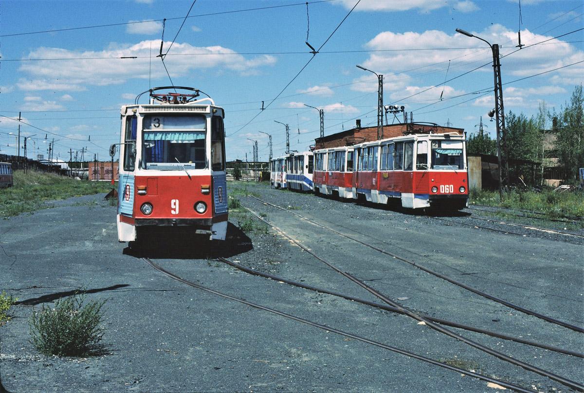 Новотроицк. 71-605 (КТМ-5) №060, 71-605 (КТМ-5) №9