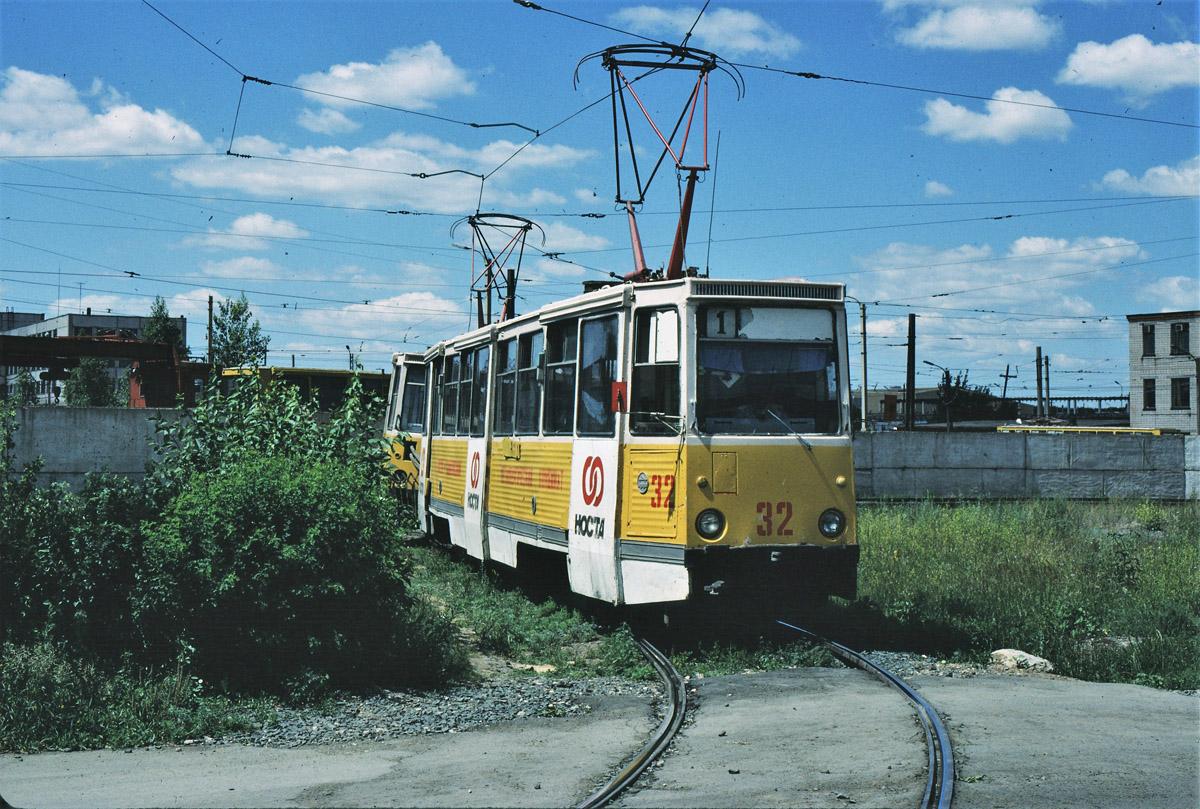 Новотроицк. 71-605 (КТМ-5) №032, 71-605 (КТМ-5) №32