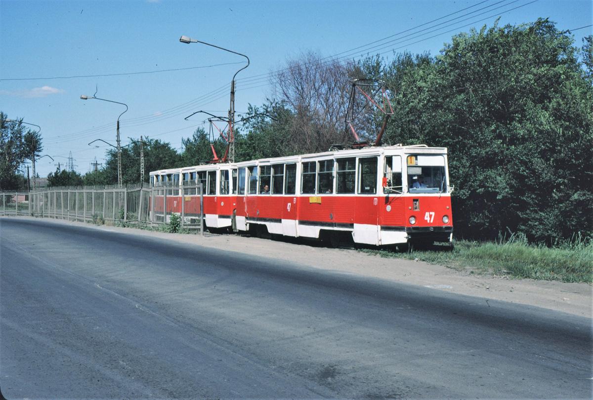 Новотроицк. 71-605 (КТМ-5) №047, 71-605 (КТМ-5) №47