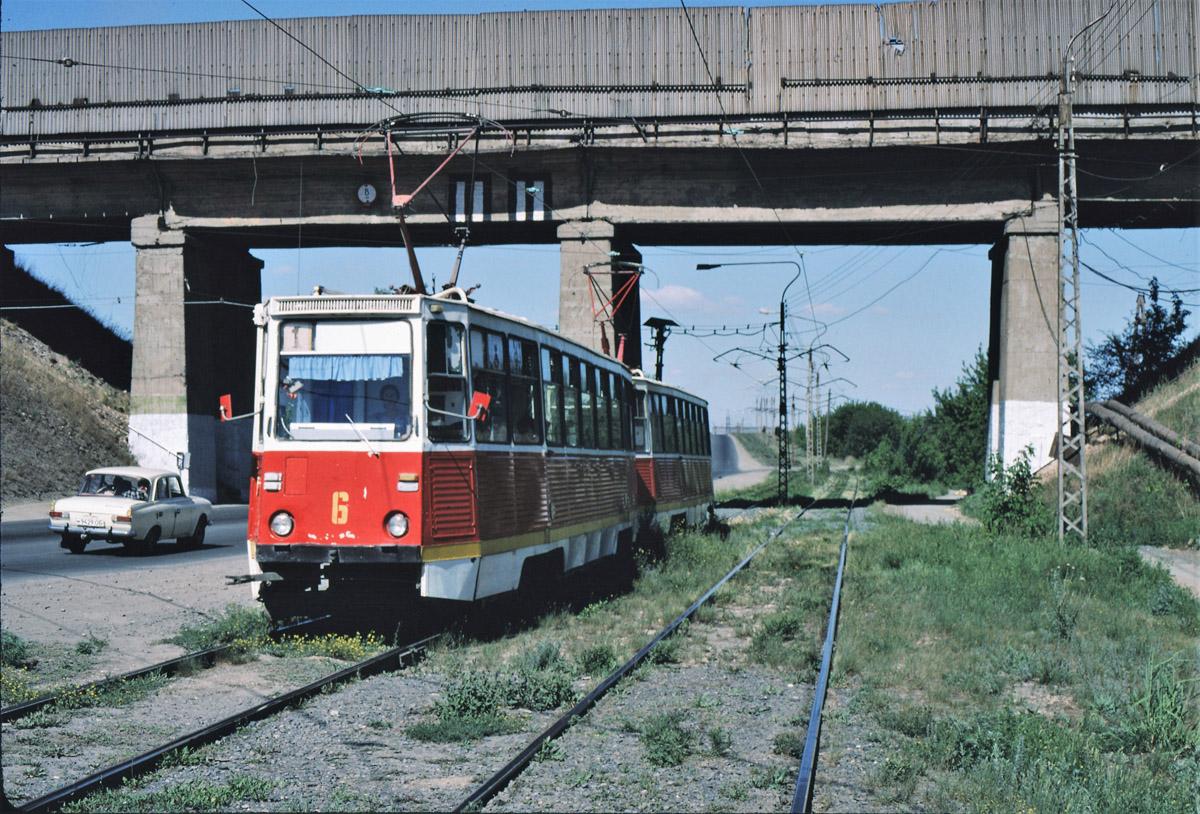 Новотроицк. 71-605 (КТМ-5) №06, 71-605 (КТМ-5) №6
