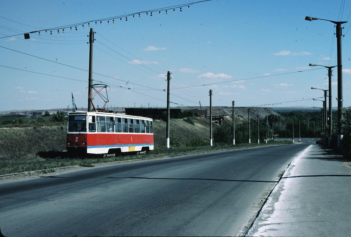Новотроицк. 71-605 (КТМ-5) №2