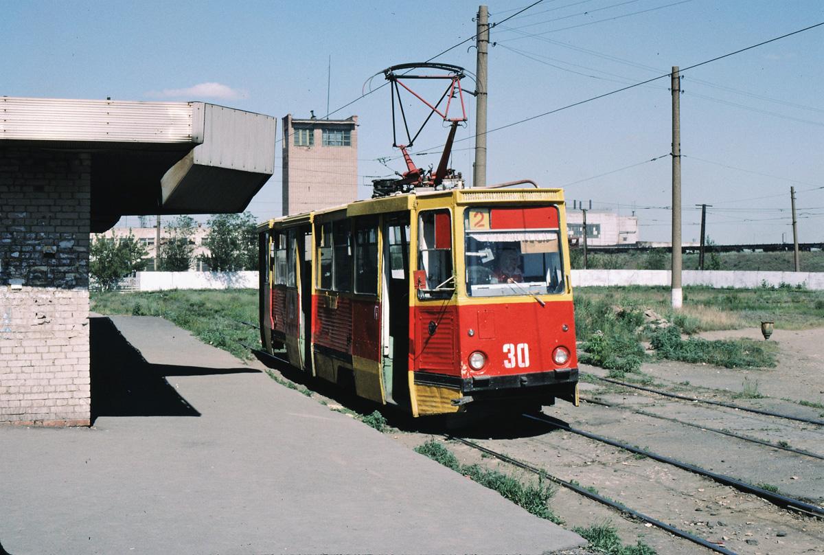 Новотроицк. 71-605 (КТМ-5) №30