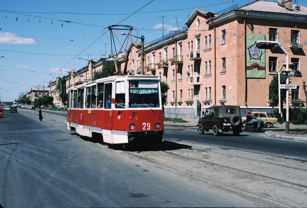 Новотроицк. 71-605 (КТМ-5) №29