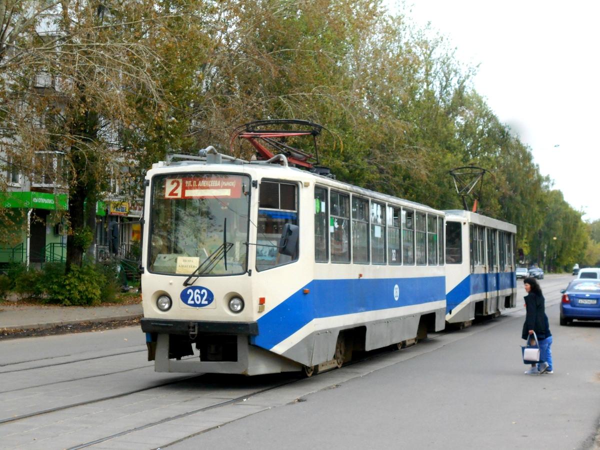 Смоленск. 71-608КМ (КТМ-8М) №262