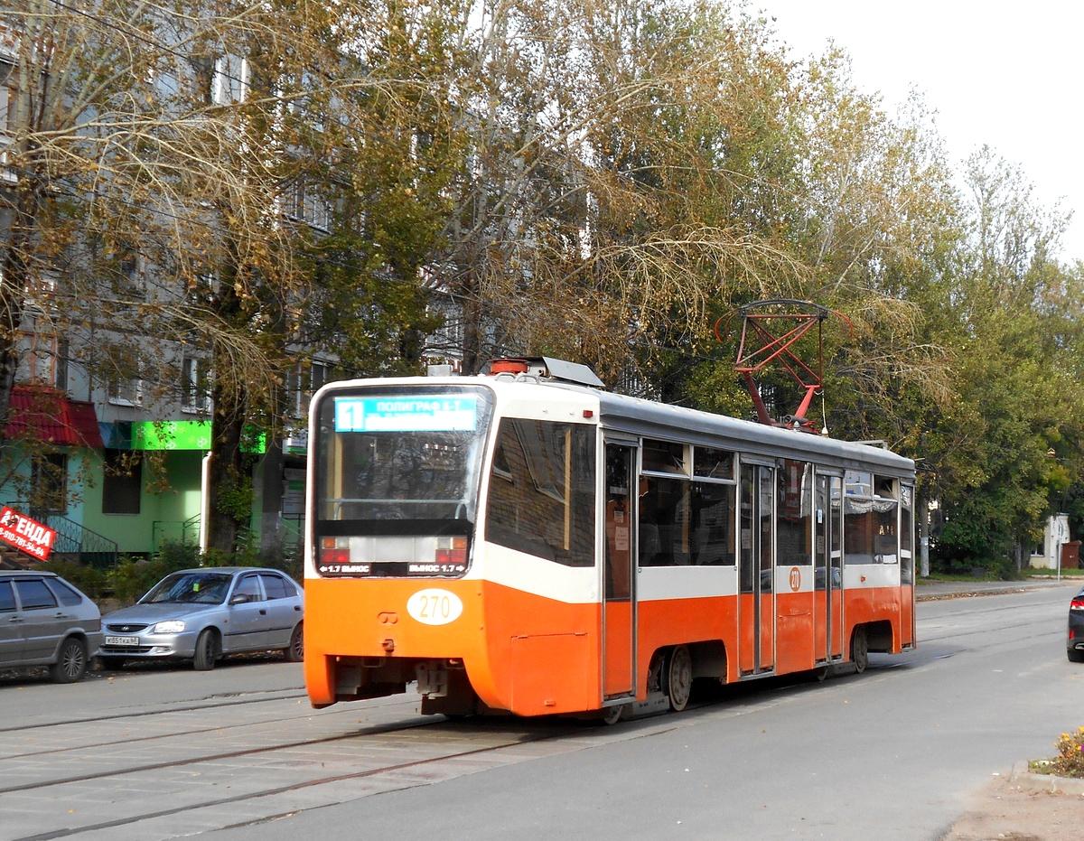 Смоленск. 71-619К (КТМ-19К) №270